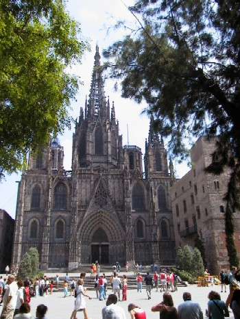 The Cathedral Barcelona