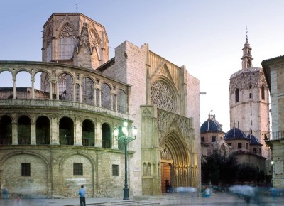 The Cathedral and the Miguelete of Valencia