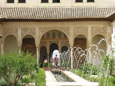 The Generalife of Granada