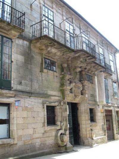 The House of Deán Santiago de Compostela