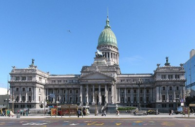 The National Congress Buenos Aires