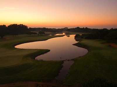 The best golf courses in Spain