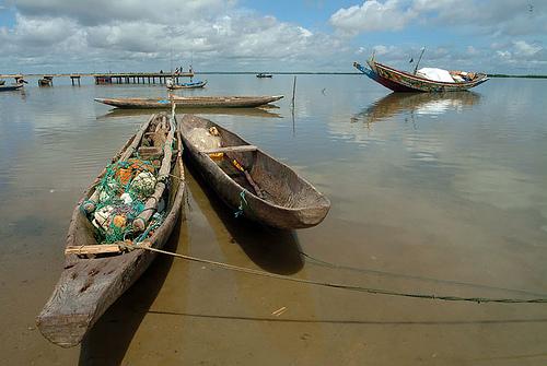 The capital Senegal