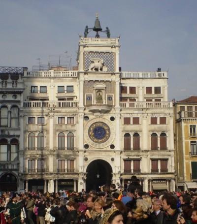 Torre dell'Orologio Venice