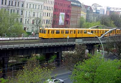 Train Berlin