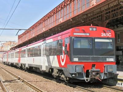Train Bilbao