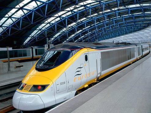 Train -Brussels