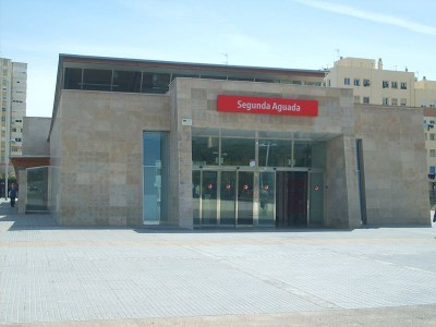 Train Cádiz