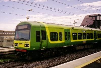 Train Dublin