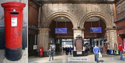 Train Glasgow