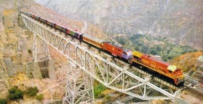 Lima train Huancayo