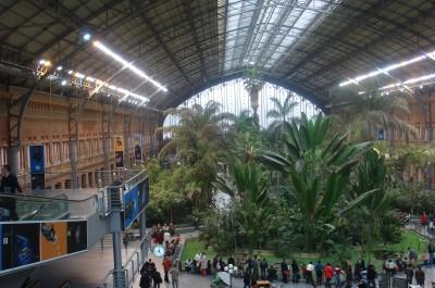 Train Madrid