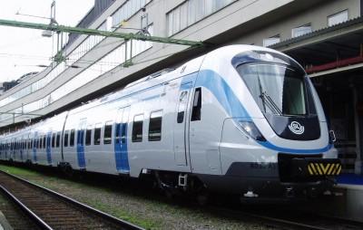 Train Stockholm