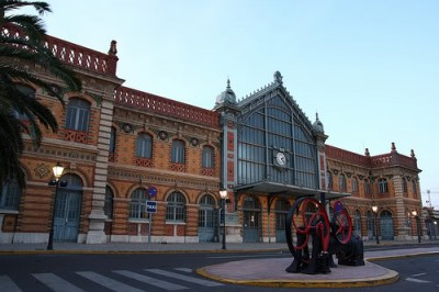 Train station Almería