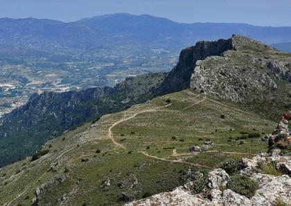 Trekking in Alicante
