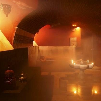Turkish baths in Madrid