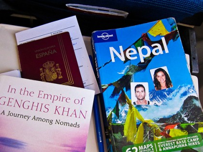 Vaccines to travel to Nepal
