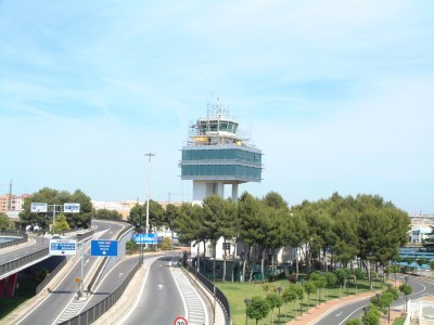 Valencia Airport Tower