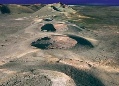 Volcanoes Natural Park Lanzarote